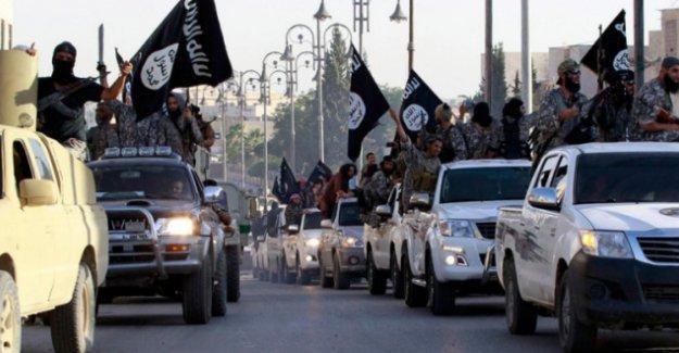 IŞİD, Musul'dan çekiliyor