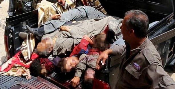 IŞİD Rojava'da katliam yaptı; 30'a yakın ölü var