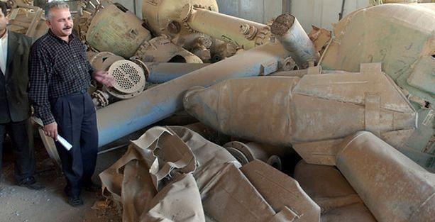 IŞİD Saddam Hüseyin'in kimyasal silah tesisini ele geçirdi