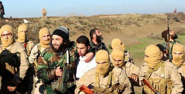 IŞİD savaş uçağını düşürdü, pilotu esir aldı