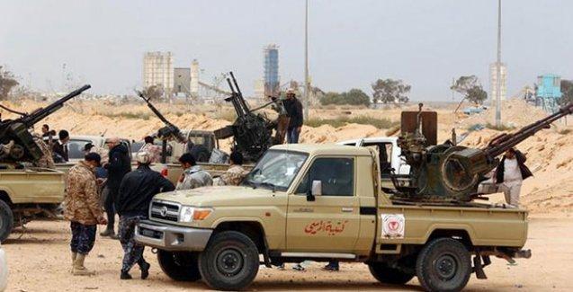 IŞİD Sirte'yi ele geçirdi