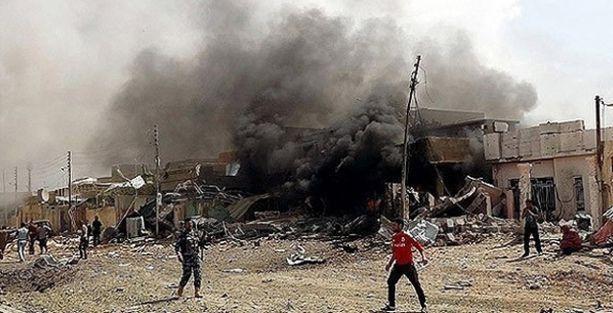Irak'ta camiye bombalı saldırı