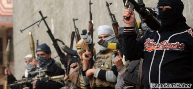IŞİD'den Hristiyanlara yasak!