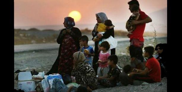 IŞİD'den kaçan Ezidiler: Cesetlere basa basa dağdan indik