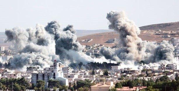 IŞİD'den Kobani'de bombalı saldırı