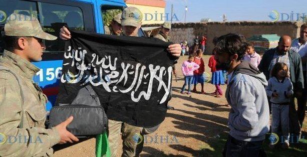 IŞİD'e katılmak için Diyarbakır'a giden kişi köylülerce yakalandı