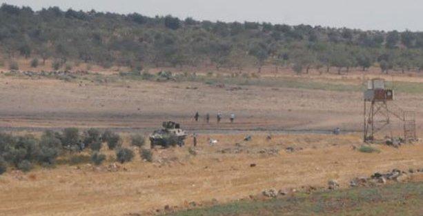 IŞİD'e katılmak için sınırı geçmeye çalışan 7 kişi yakalandı