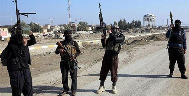 IŞİD'e MKE damgalı mühimmat