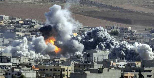 'IŞİD'e  silah desteği taşıyan konvoylar vurulsun'