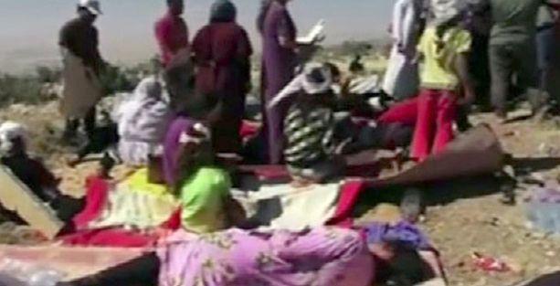 IŞİD'in elindeki Ezidi kadın: Uçaklar bizi bombalasın!