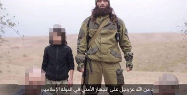 IŞİD'in yeni videosunda 10 yaşında çocuk yer aldı