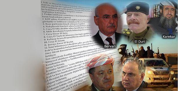 IŞİD'le ilgili çarpıcı iddialar