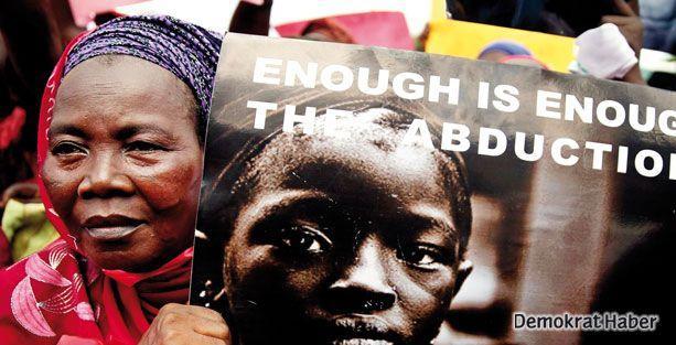 İslamcı örgüt kaçırdığı kız çocuklarını 'Allah huzurunda'  satacakmış!