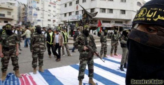 İslami Cihad'tan 5 bin İsrail askerine SMS