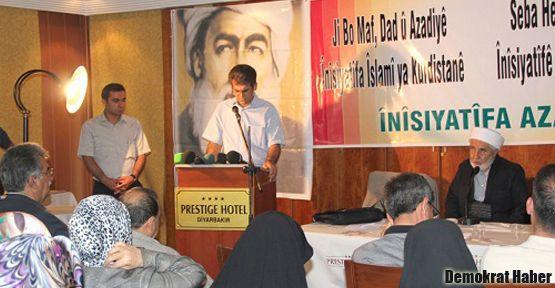 İslami Kürt hareketi yola çıktı: Azadi İnisiyatifi