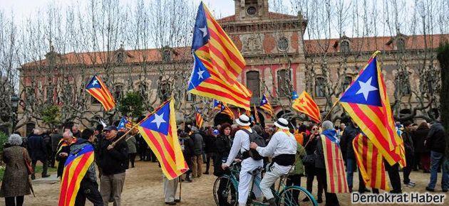 İspanya, Katalonya'nın bağımsızlık referandumuna 'hayır' dedi