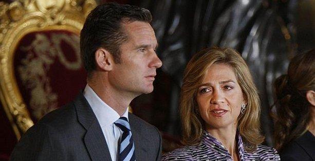 İspanya'da Prenses yolsuzluktan yargılanacak