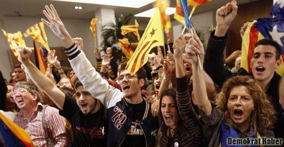 İspanya'da sandıktan ayrılık çıktı