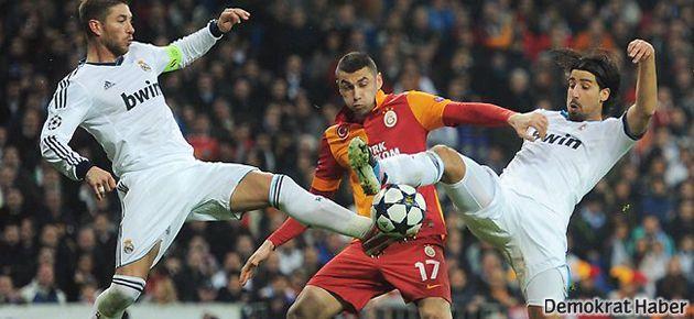 İspanyollar da itiraf etti: Penaltı!