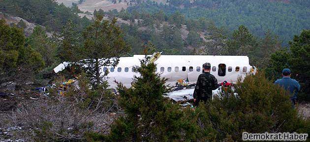 'Isparta uçağının uçuş yeterliliği yoktu'