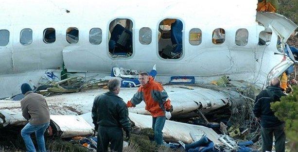 Isparta'da 57 kişinin öldüğü uçak kazası davasında karar
