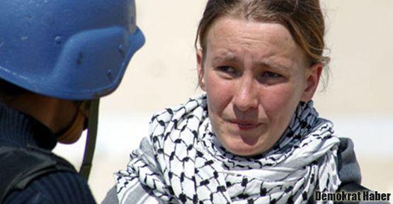 İsrail: Barış eylemcisinin ölümü kaza
