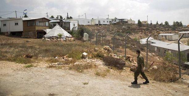 İsrail Batı Şeria'da 4 bin dönümlük toprağa el koydu