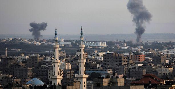 'İsrail, Gazze'de yasak silah ve roketler kullandı'