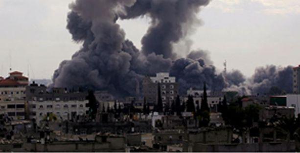 İsrail Gazze'yi vurdu: En az 25 ölü