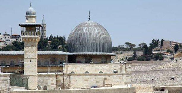 İsrail, Mescid-i Aksa'yı müslümanlara kapattı