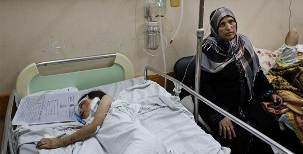 İsrail, o hastaneyi yeniden vurdu!