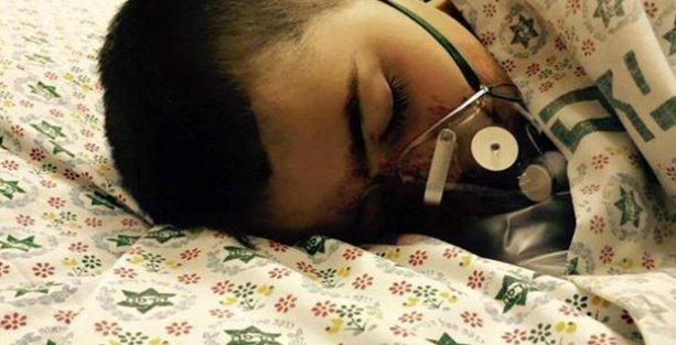 İsrail polisi 5 yaşındaki çocuğu yüzünden vurdu