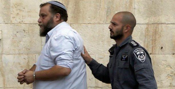 İsrail polisi 'Arap karşıtı radikalleri' gözaltına aldı