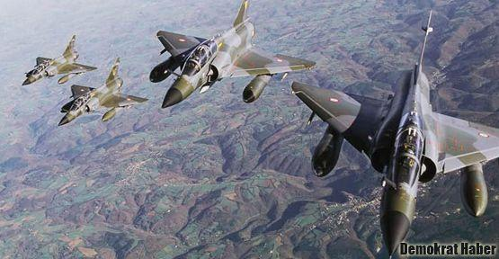 İsrail 'Suriye'yi ikinci kez vurdu'