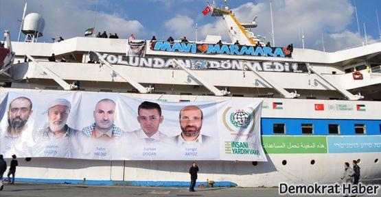 Reuters: İsrail'den Mavi Marmara için özür ve tazminat