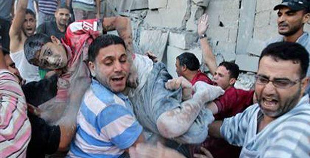 İsrail yine okul vurdu