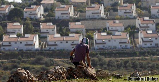 İsrail'den BM'nin Filistin kararına misilleme