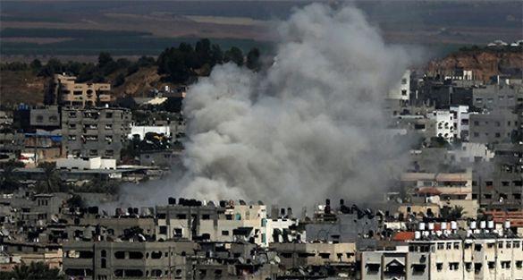 İsrail'den bombardımana 12 saat ara
