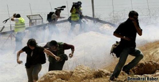 İsrail'den en pis silah: Kokarca kokusu