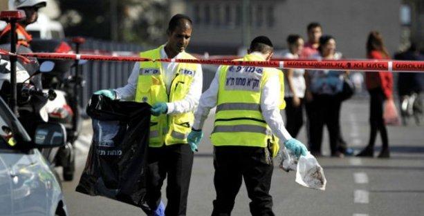 İsrailli bir kadına Batı Şeria'da bıçaklı saldırı