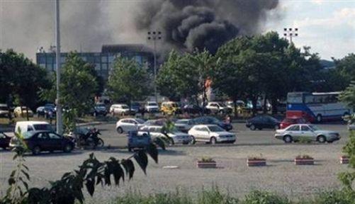 İsrailli turist otobüsünde patlama: 7 ölü