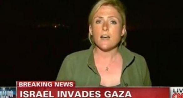 İsraillilere kızan CNN muhabiri Moskova'ya sürüldü