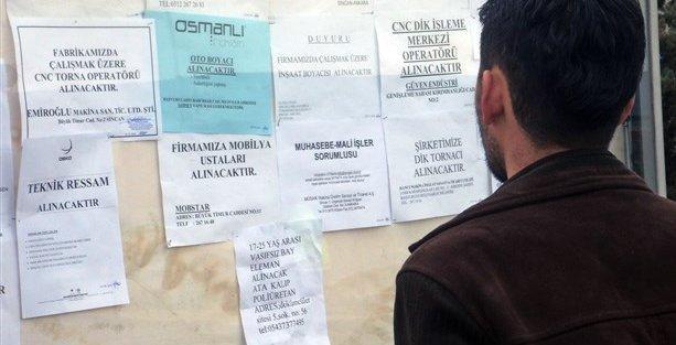 DİSK'ten işsizlik raporu