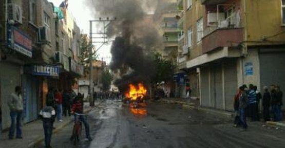 İstanbul'da BDP'lilere sert müdahale
