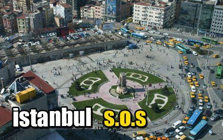 İstanbul alarm veriyor …