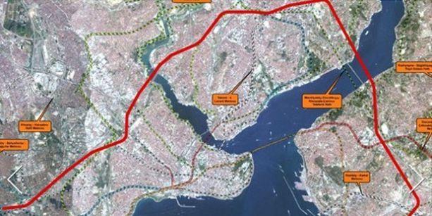 İstanbul Boğazı'na 4. köprü mü geliyor?