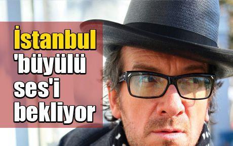 İstanbul 'büyülü ses'i bekliyor