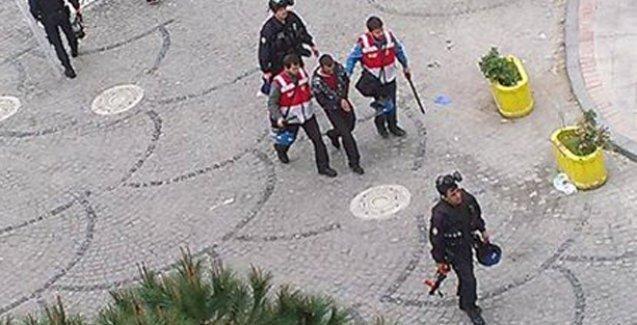 İstanbul'da gözaltılar başladı