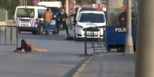İstanbul Emniyet Müdürlüğü önünde silahlı çatışma: 1 ölü!