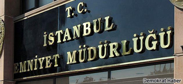İstanbul Emniyet Müdürlüğü soyuldu!